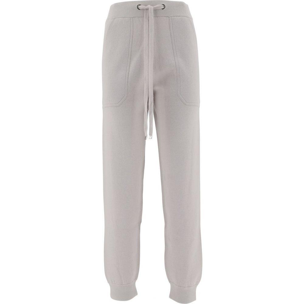 マックスマーラ Max Mara レディース ボトムス・パンツ 【Sport Wool Trousers With Elasticated Waist】Gray