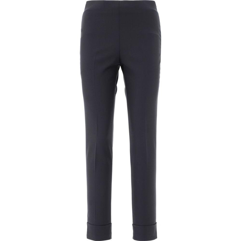 ファッションの プレセリコ Wool Peserico レディース Pants】Black ボトムス・パンツ【Tailored Wool Pants プレセリコ】Black, 辻屋質店:a3f4137b --- independentescortsdelhi.in