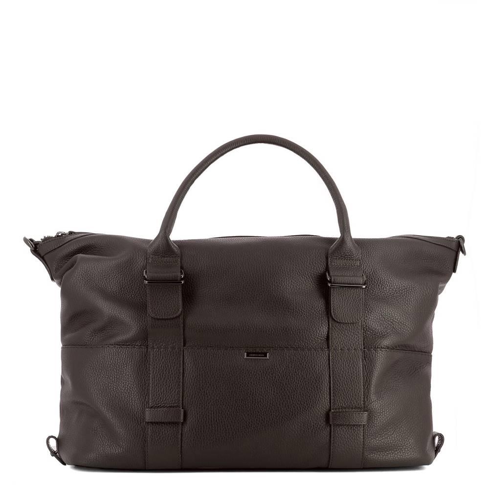 ザネラート レディース バッグ ボストンバッグ・ダッフルバッグ【Brown leather Vandante】Brown