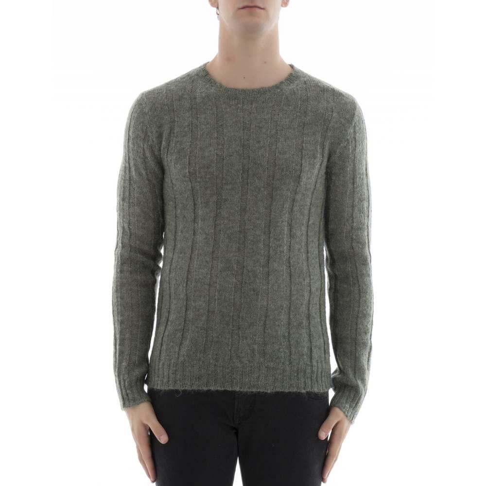 ヴァレンティノ メンズ トップス スウェット・トレーナー【Green mohair sweatshirt】Green