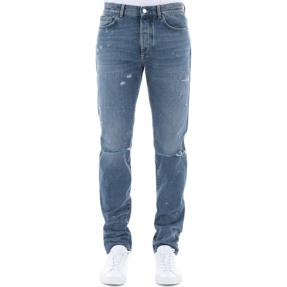 ジバンシー メンズ ボトムス・パンツ ジーンズ・デニム【Blue cotton jeans】Blue