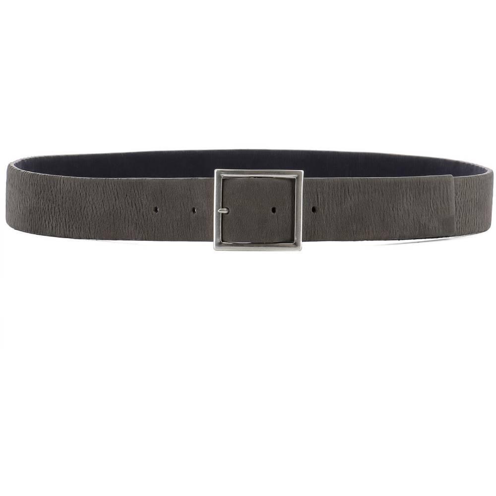 オルチアーニ メンズ ベルト【Brown leather belt】Brown