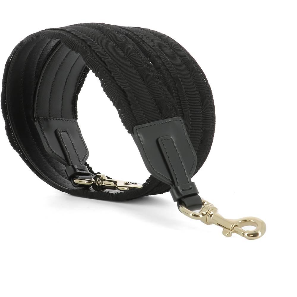 サルヴァトーレ フェラガモ レディース バッグ バッグストラップ【Black fabric shoulder strap】Black