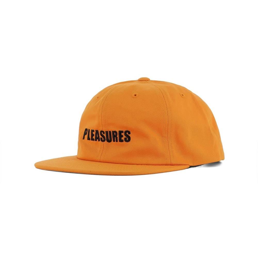 プレジャーズ メンズ 帽子【Orange cotton hat】Orange