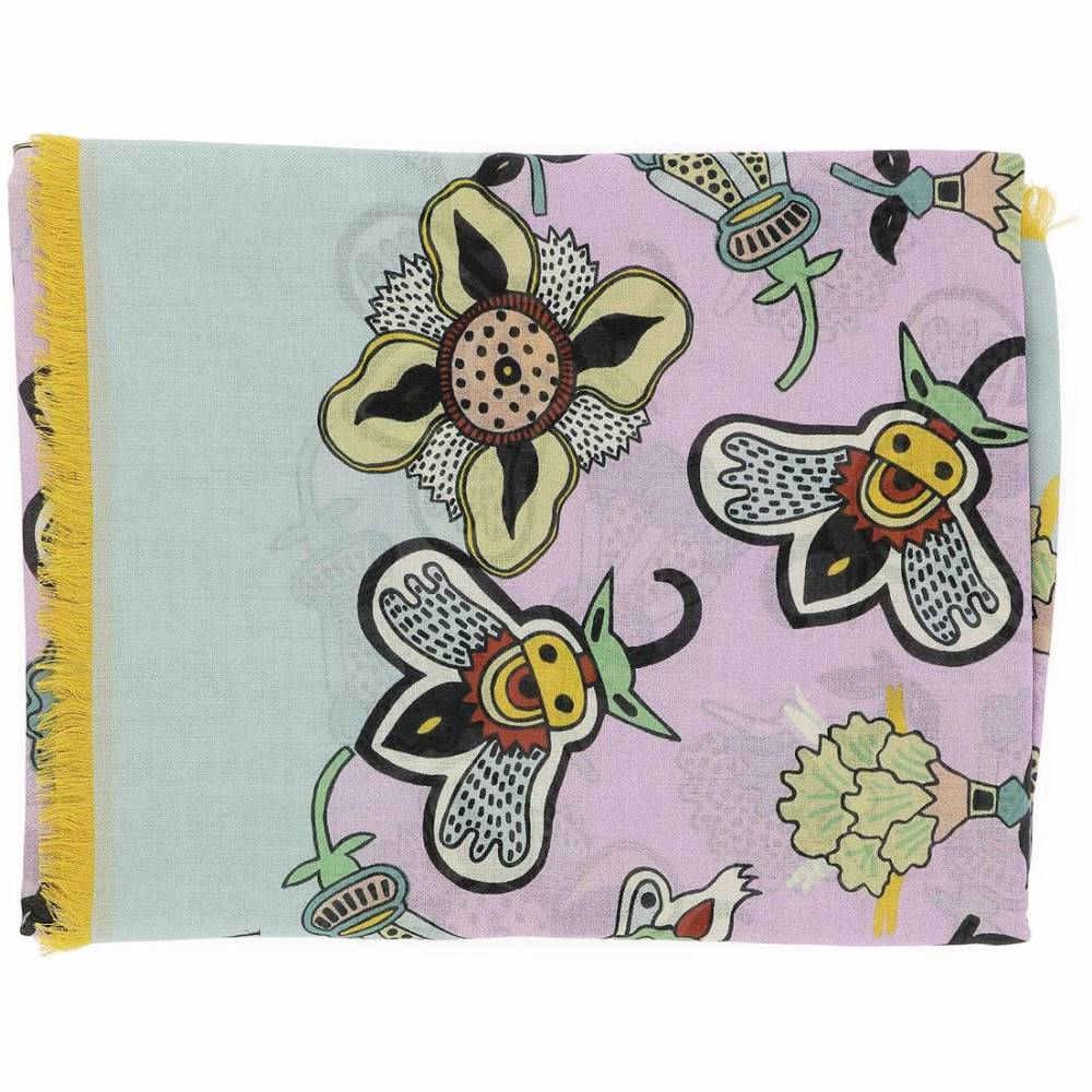 ヴァレンティノ レディース マフラー・スカーフ・ストール【Multicolor modal foulard】Multicolor