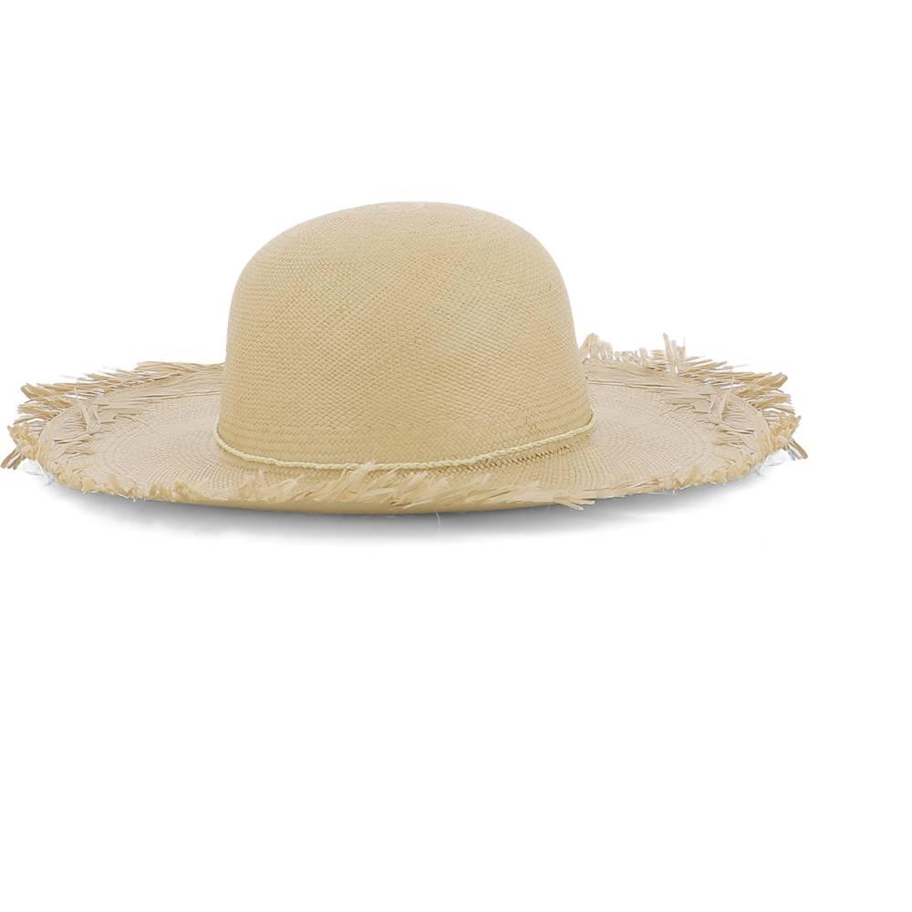 センシ スタジオ レディース 帽子 ハット【Panama】Beige