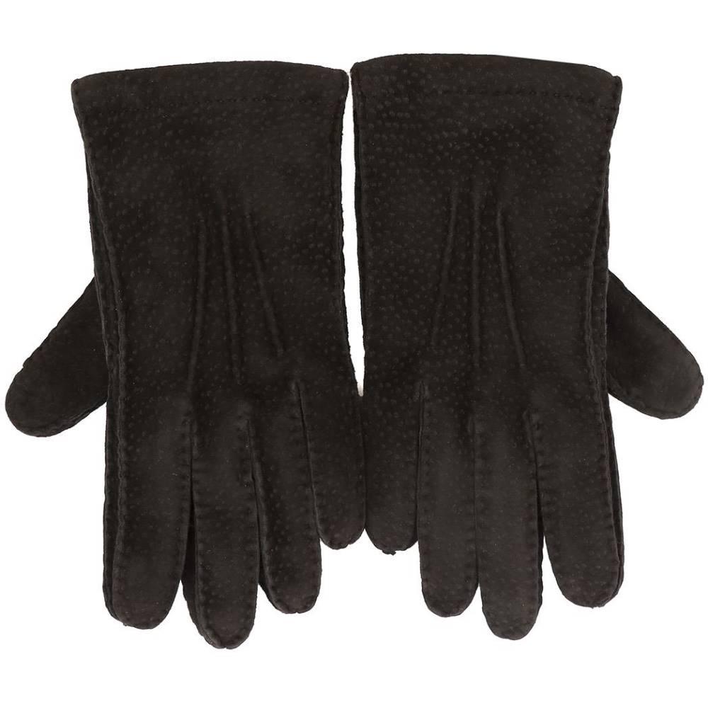 マリオ ポルトラーノ メンズ 手袋・グローブ【Brown gloves】Brown