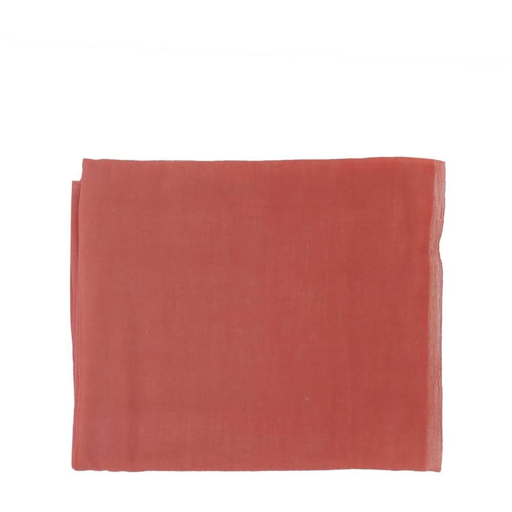 スノッビーシープ レディース マフラー・スカーフ・ストール【Cachemire foulard】Red