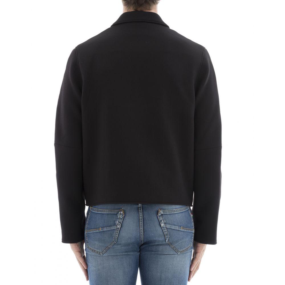 アクネ ストゥディオズ Acne Studios メンズ アウター ジャケット【Black polyester jacket】Black
