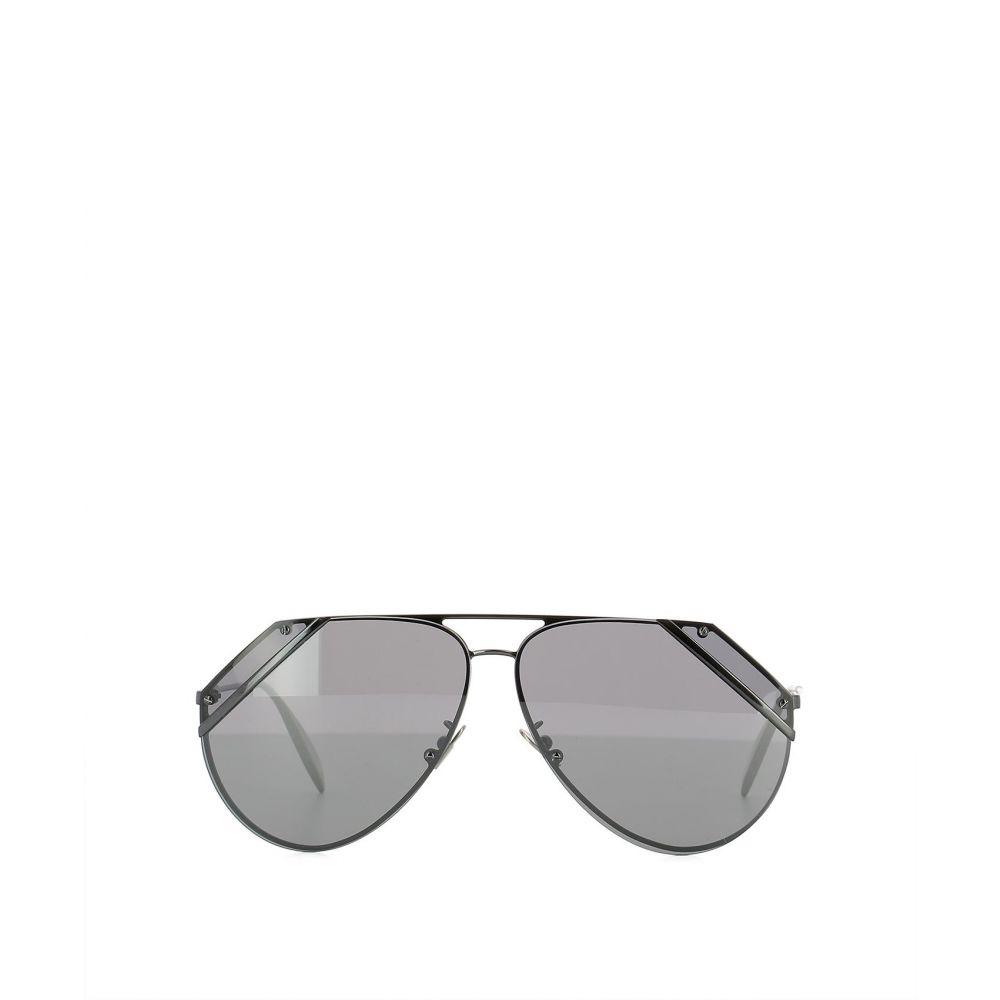 アレキサンダー マックイーン Alexander McQueen メンズ メガネ・サングラス【Sunglasses】Black