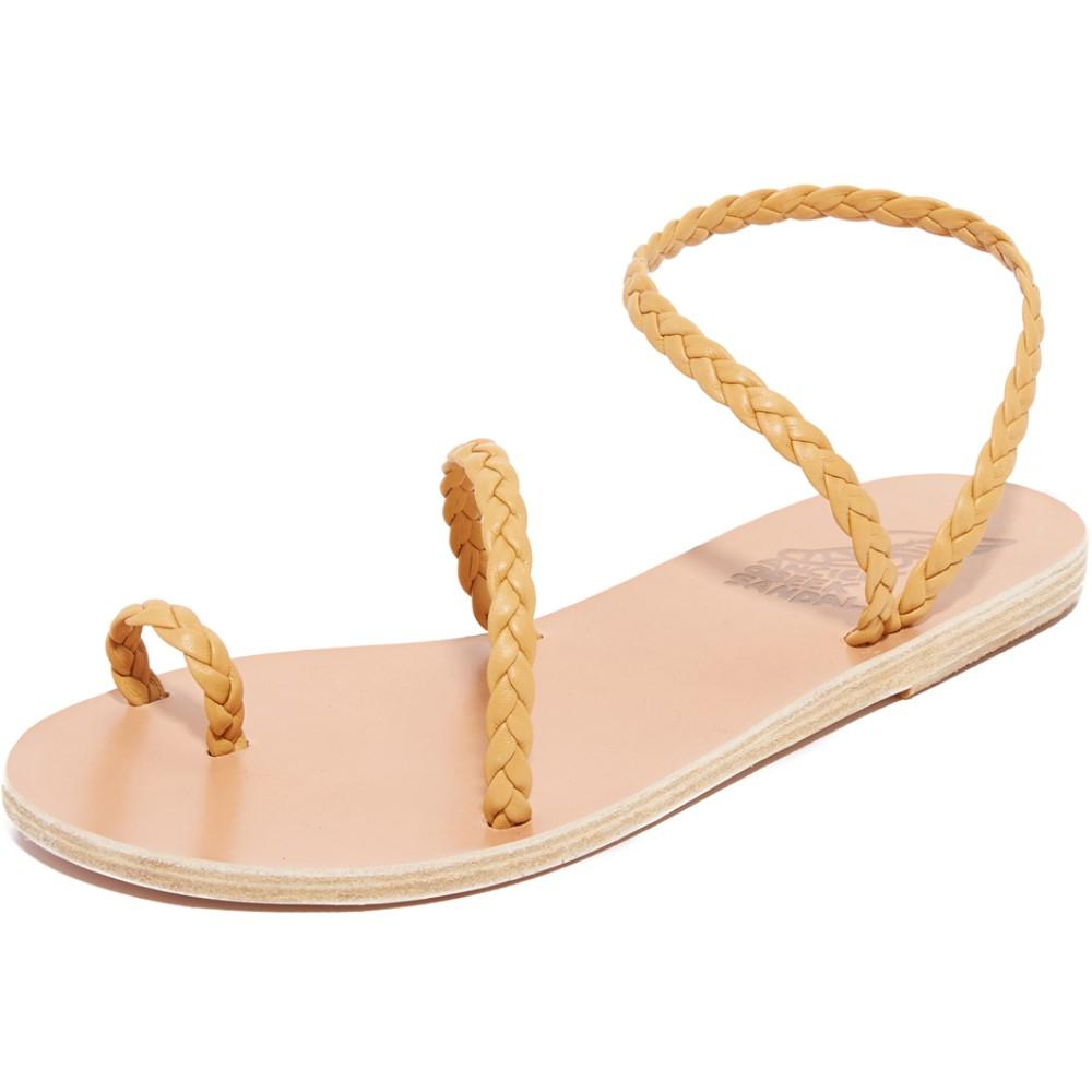 エインシェントグリーク Ancient Greek Sandals レディース シューズ・靴 サンダル【Eleftheria Sandals】Natural