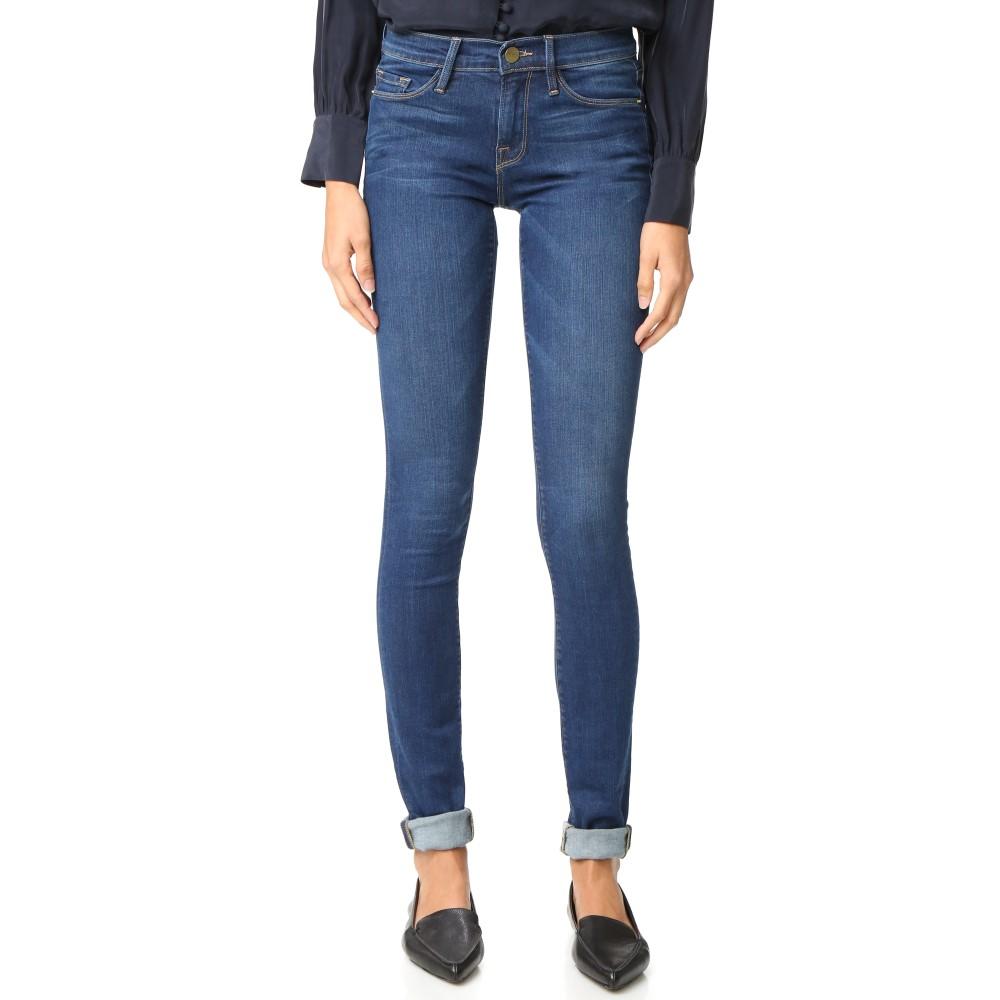 フレーム FRAME レディース レディース ボトムス スキニー【Forever FRAME Tall Karlie Tall Skinny Jeans】Columbia Road, ディアサーナ雑貨インテリアライフ:144aea7a --- vietwind.com.vn