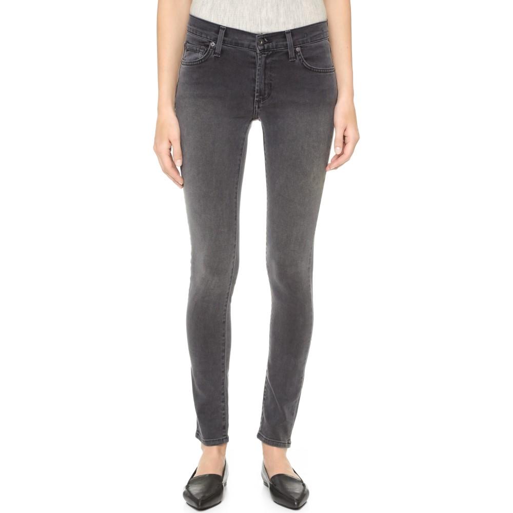 ジェイムスジーンズ James Jeans レディース ボトムス スキニー【Twiggy 5 Pocket Skinny Jeans】Slate II