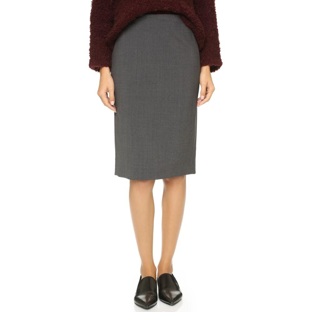 セオリー Theory レディース スカート ペンシルスカート【Edition Pencil Skirt】Charcoal