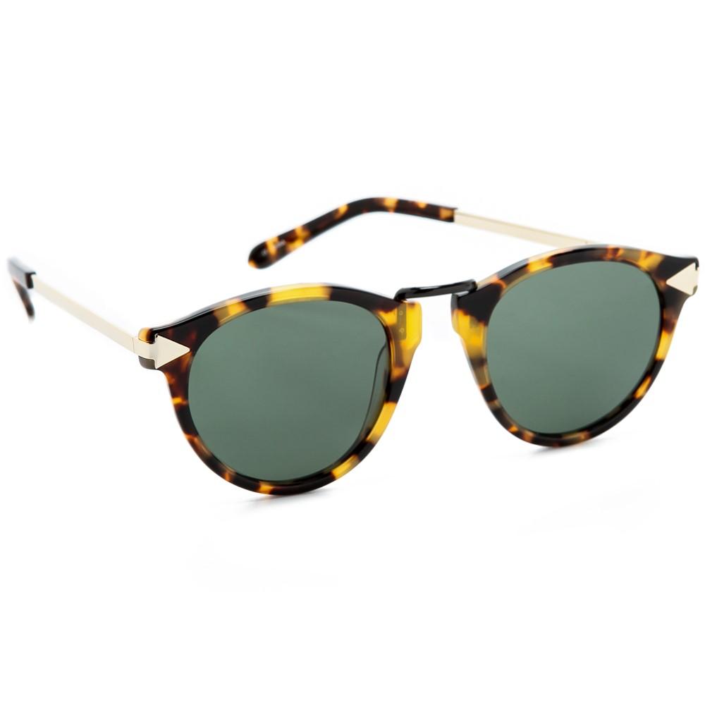カレンウォーカー Karen Walker レディース アクセサリー メガネ・サングラス【Helter Skelter Sunglasses】Vintage Demi