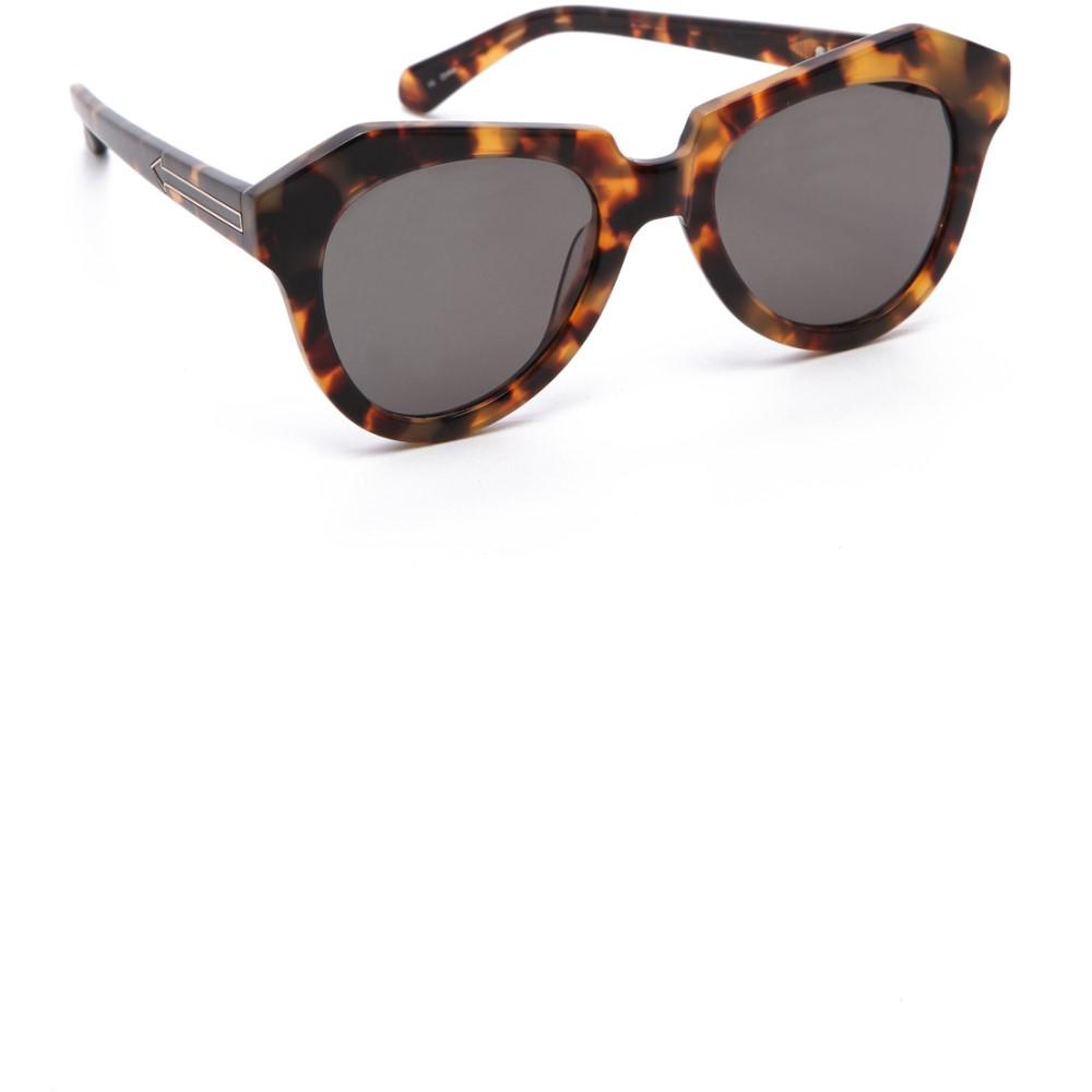 カレンウォーカー Karen Walker レディース アクセサリー メガネ・サングラス【The Number One Sunglasses】Crazy Tort
