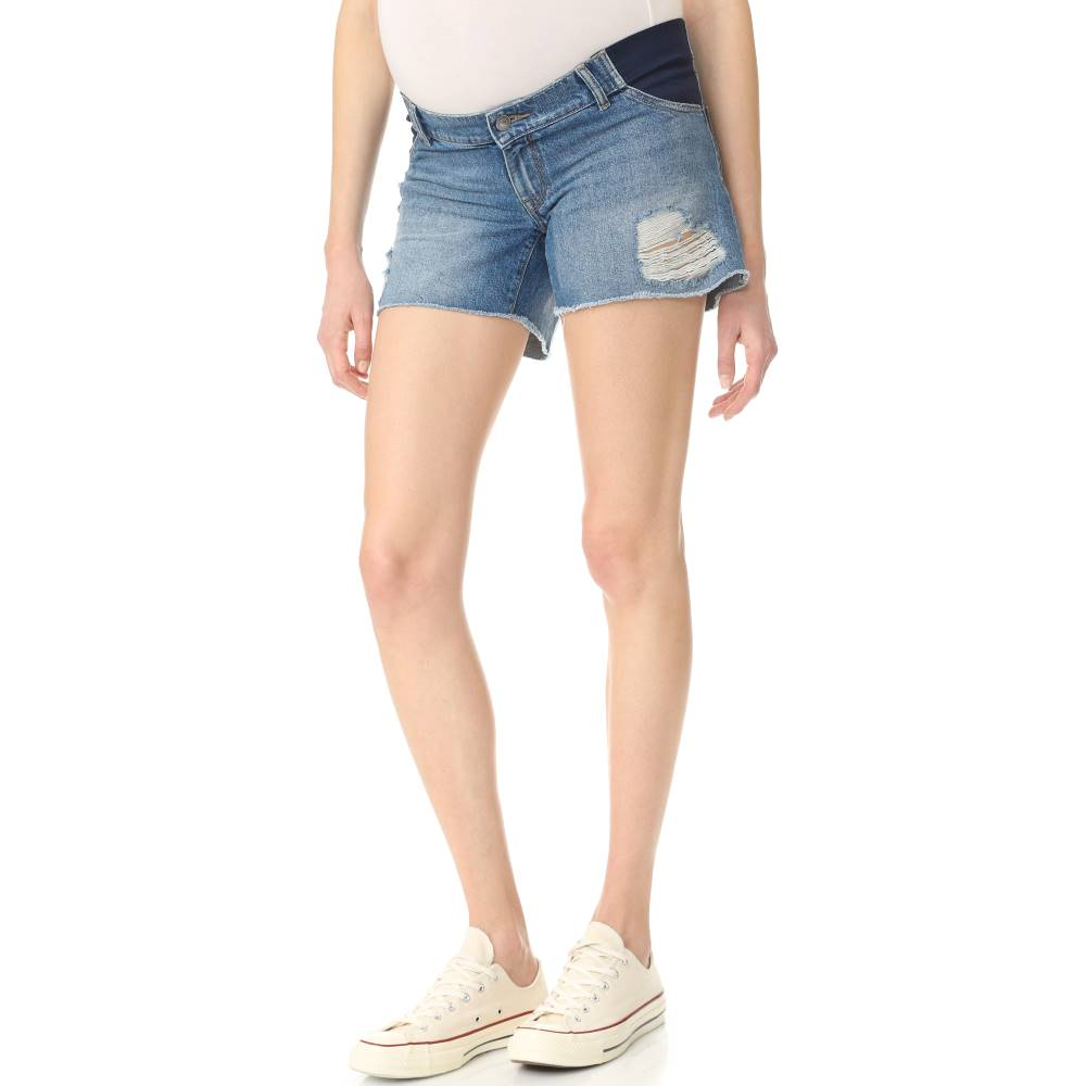 ディーエル1961 DL1961 レディース ボトムス ショートパンツ【Karlie Maternity Shorts】Sprawling