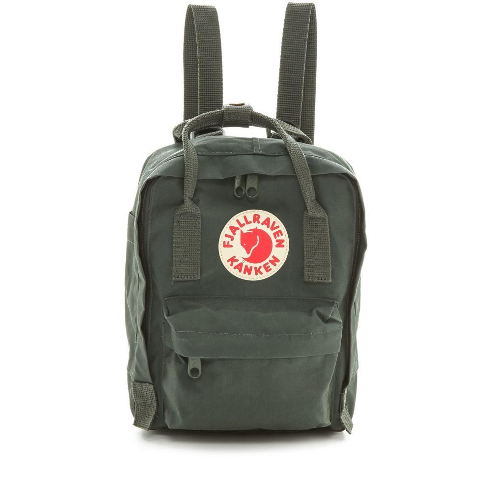 フェールラーベン レディース バッグ バックパック・リュック【Kanken Mini Backpack】Forest Green