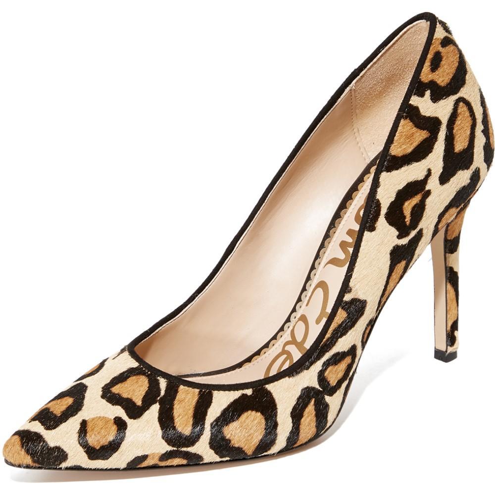 サム エデルマン レディース シューズ・靴 パンプス【Hazel Pumps】New Nude Leopard