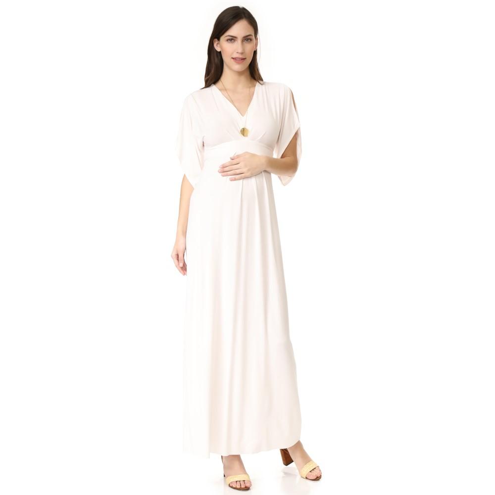 イングリッド&イザベル レディース ワンピース・ドレス ワンピース【Kimono Maxi Dress】Ivory