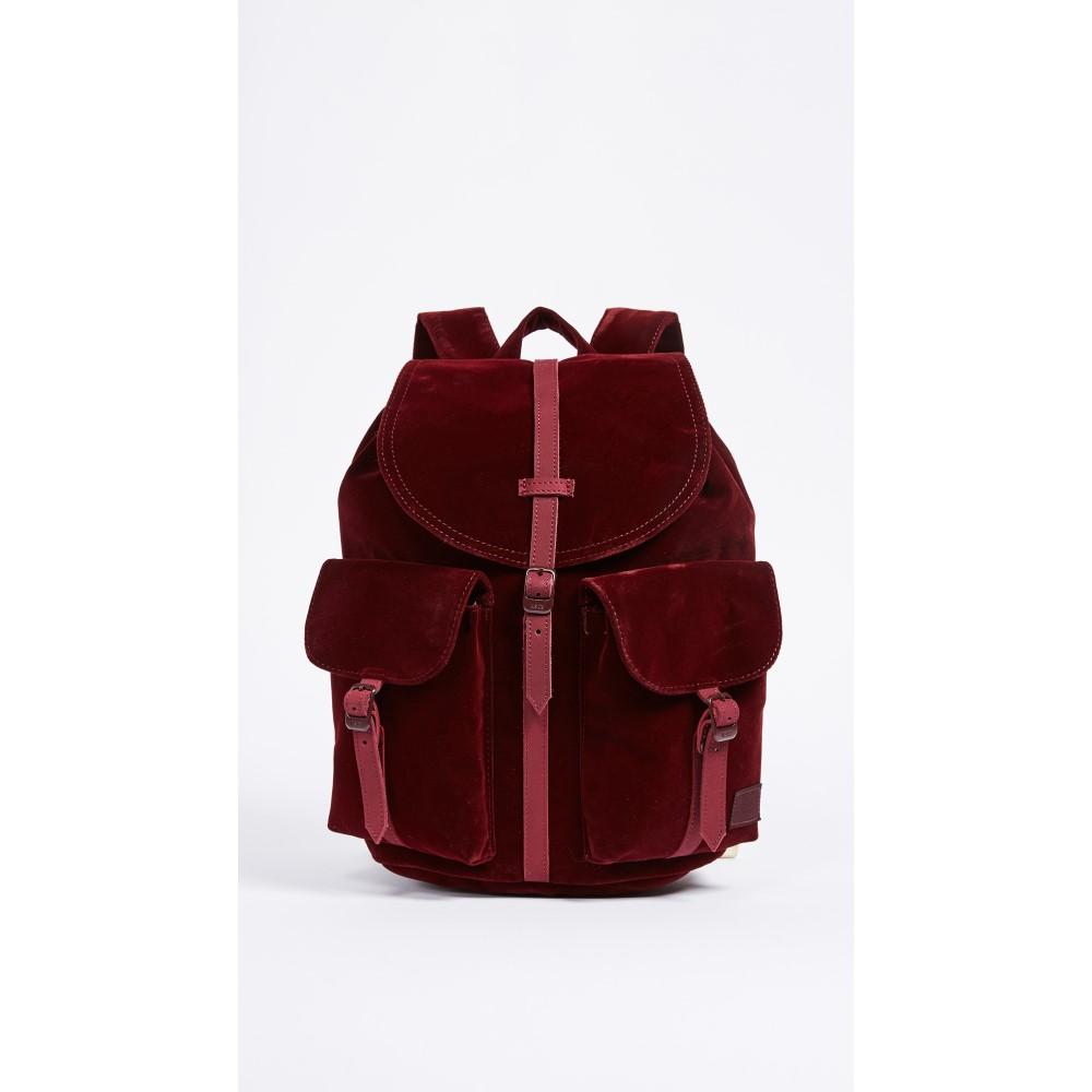 ハーシェル サプライ レディース バッグ バックパック・リュック【Dawson Backpack】Windsor Wine
