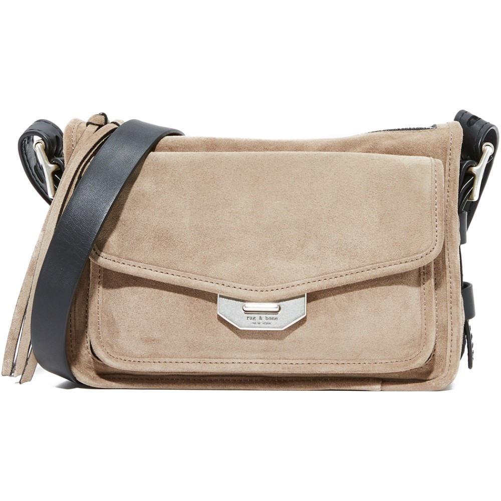 ラグ&ボーン レディース バッグ ショルダーバッグ【Small Field Messenger Bag】Warm Grey