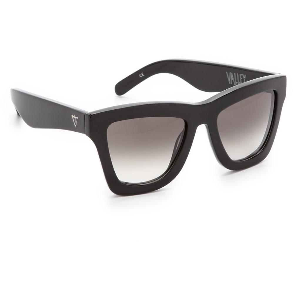 バレー アイウェア レディース メガネ・サングラス【DB Sunglasses】Gloss Black/Black
