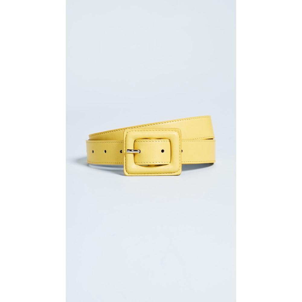 ビーローザベルト レディース ベルト【Ana Mini Vibrant Belt】Yellow