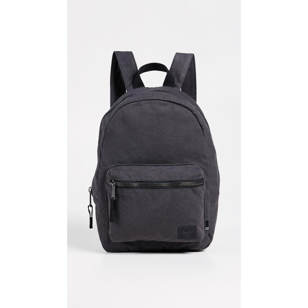 ハーシェル サプライ レディース バッグ バックパック・リュック【Grove X-Small Backpack】Black