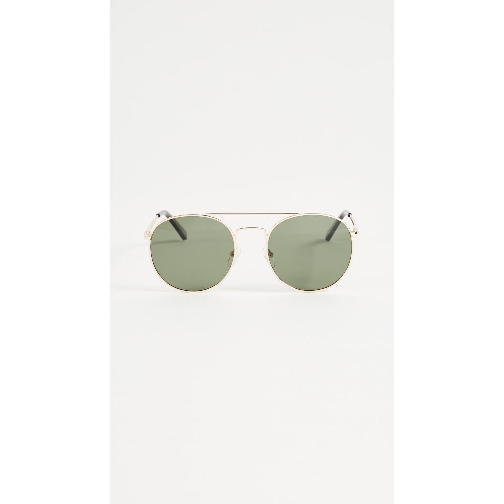 ル スペックス レディース メガネ・サングラス【Revolution Sunglasses】Gold/Khaki Mono
