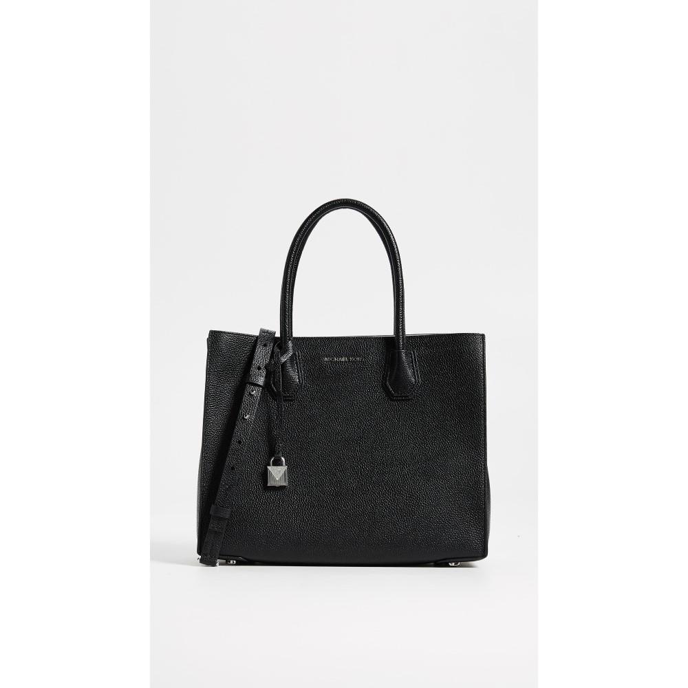マイケル コース レディース バッグ トートバッグ【Large Mercer Convertible Tote Bag】Black