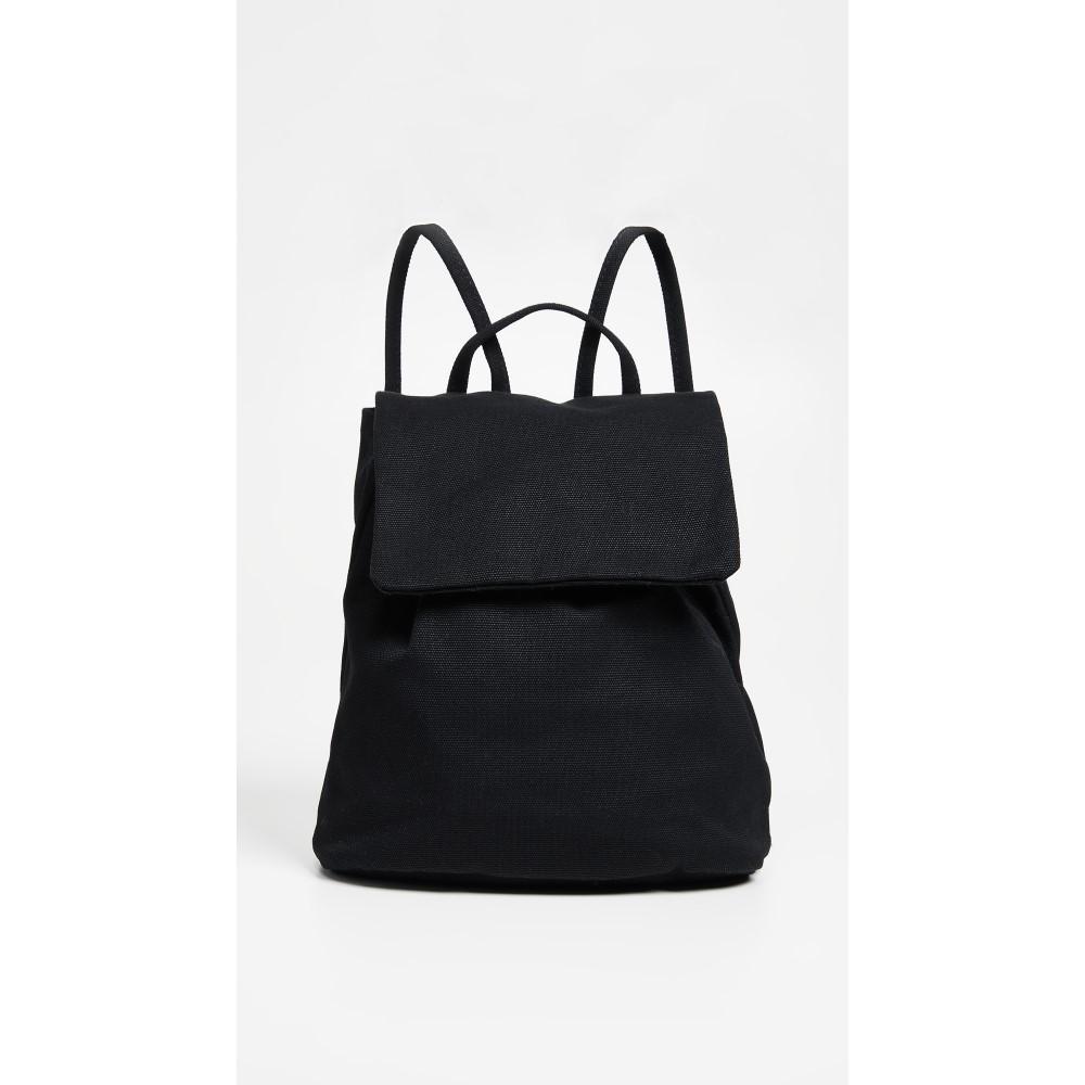 バッグー レディース バッグ バックパック・リュック【Canvas Mini Backpack】Black