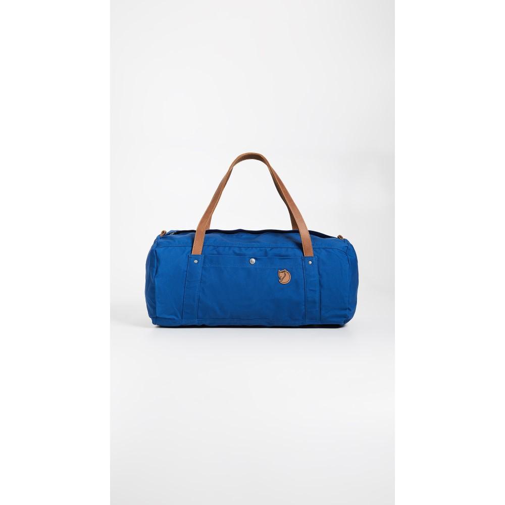 フェールラーベン レディース バッグ ボストンバッグ・ダッフルバッグ【No. 4 Large Duffel Bag】Deep Blue