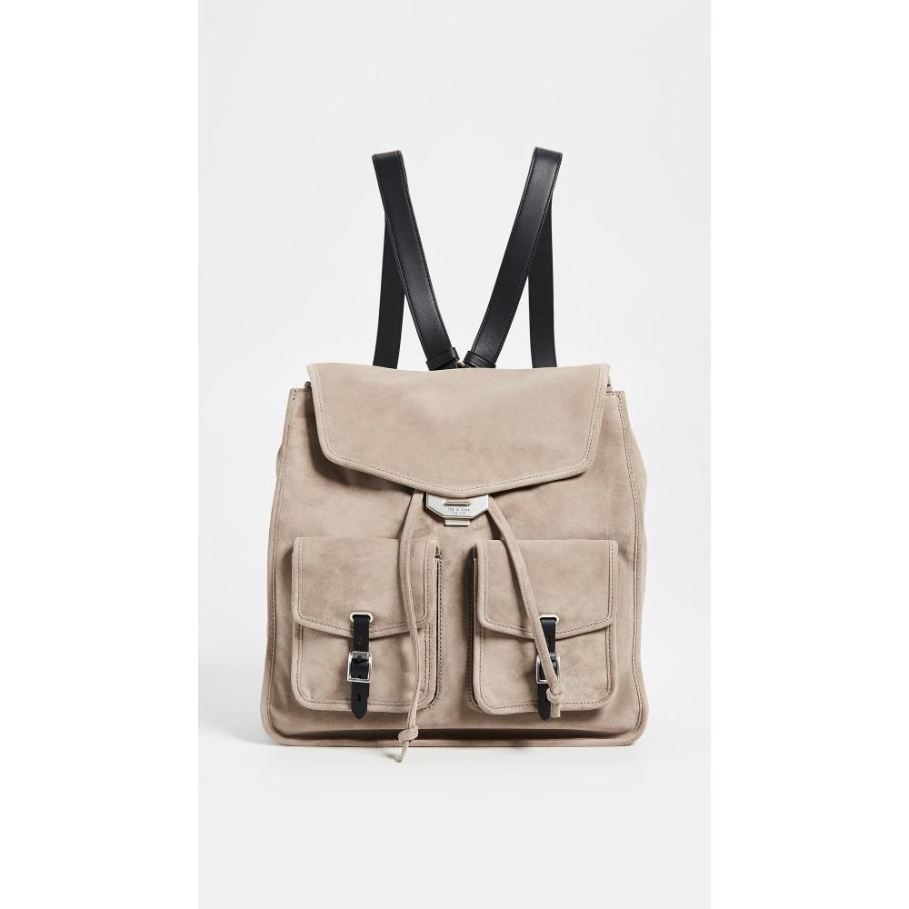 ラグ&ボーン レディース バッグ バックパック・リュック【Field Backpack】Warm Grey Suede