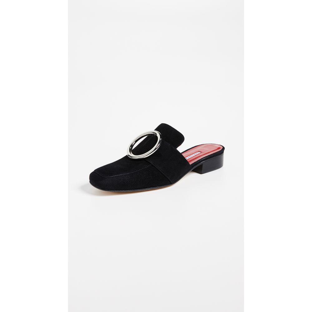 ドラティムール レディース シューズ・靴 サンダル・ミュール【Petrol Mules】Black