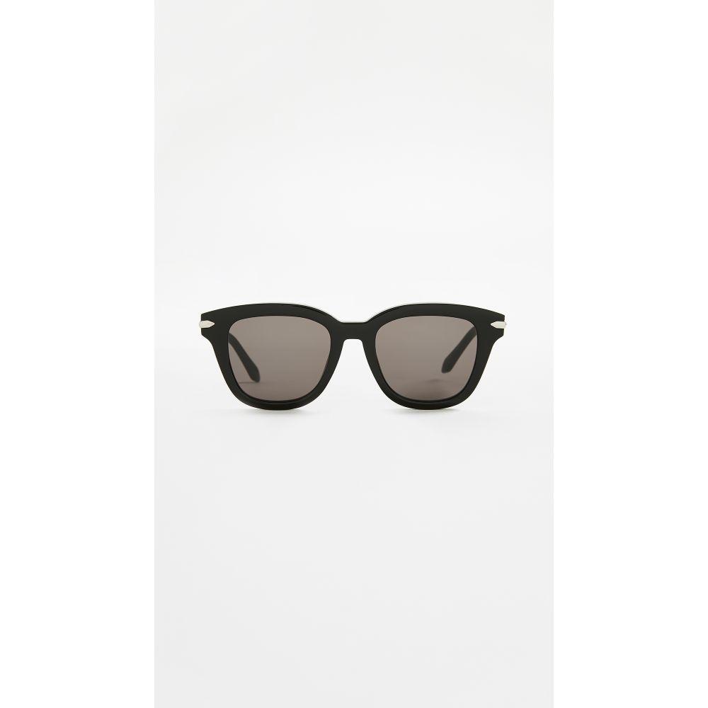 バレー アイウェア レディース メガネ・サングラス【Brake Sunglasses】Black Silver/Black