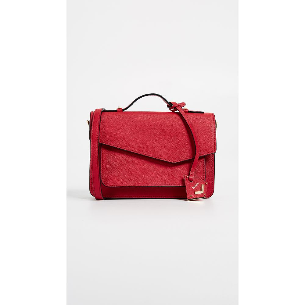 ボトキエ レディース バッグ ショルダーバッグ【Cobble Hill Cross Body Bag】Poppy