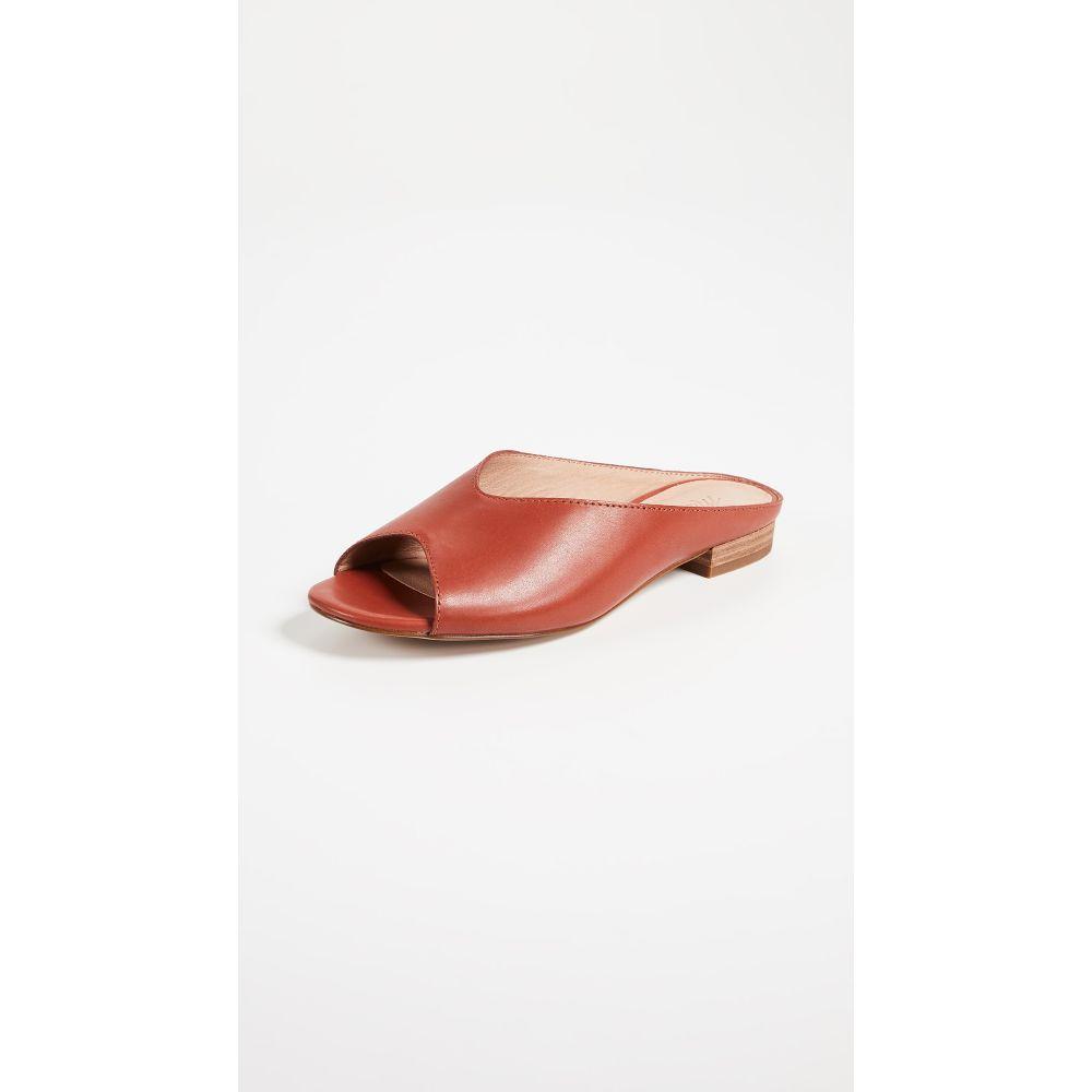 メイドウェル レディース シューズ・靴 サンダル・ミュール【The Tavi Slides】Cinnabar