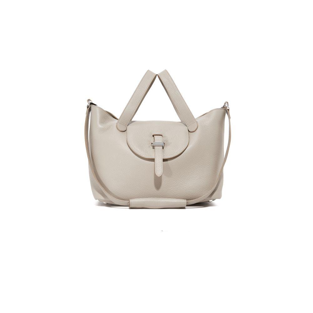 メリメロ レディース バッグ ショルダーバッグ【Thela Medium Bag】Taupe