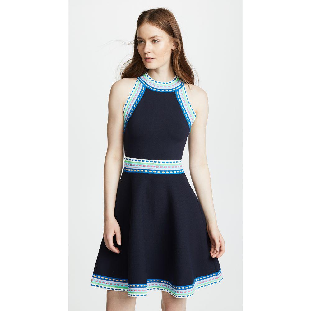ミリー レディース ワンピース・ドレス ワンピース【Flare Dress】Navy