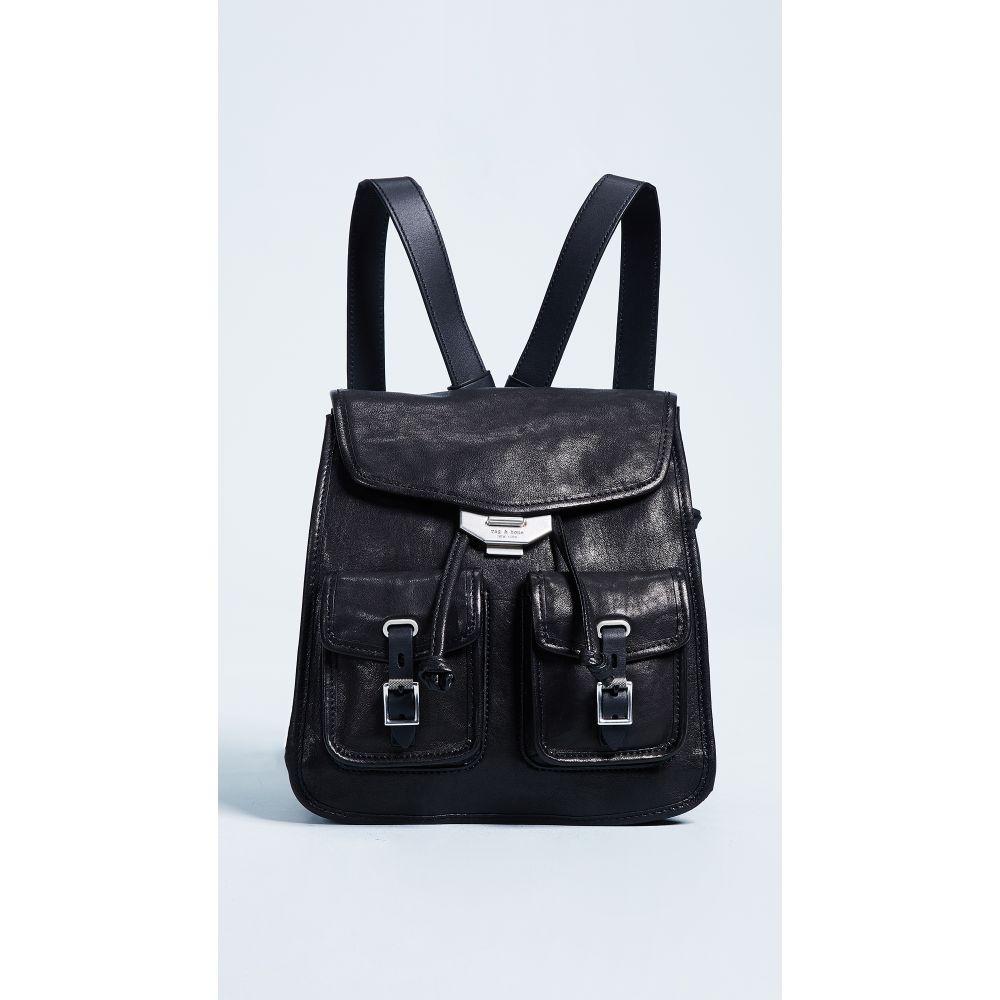 ラグ&ボーン レディース バッグ バックパック・リュック【Small Field Backpack】Black