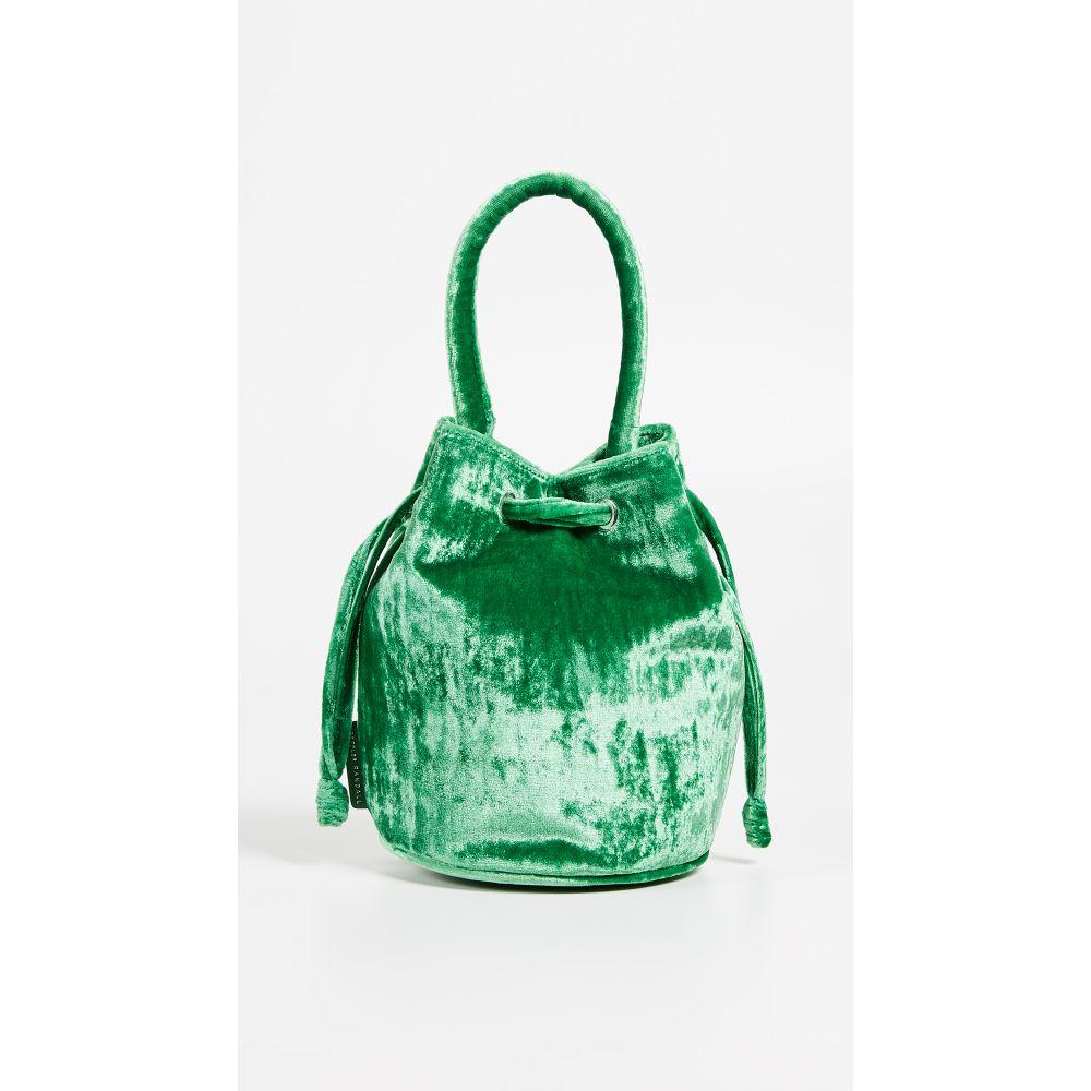ロフラーランドール レディース バッグ【Jesmyn Bucket Bag】Emerald