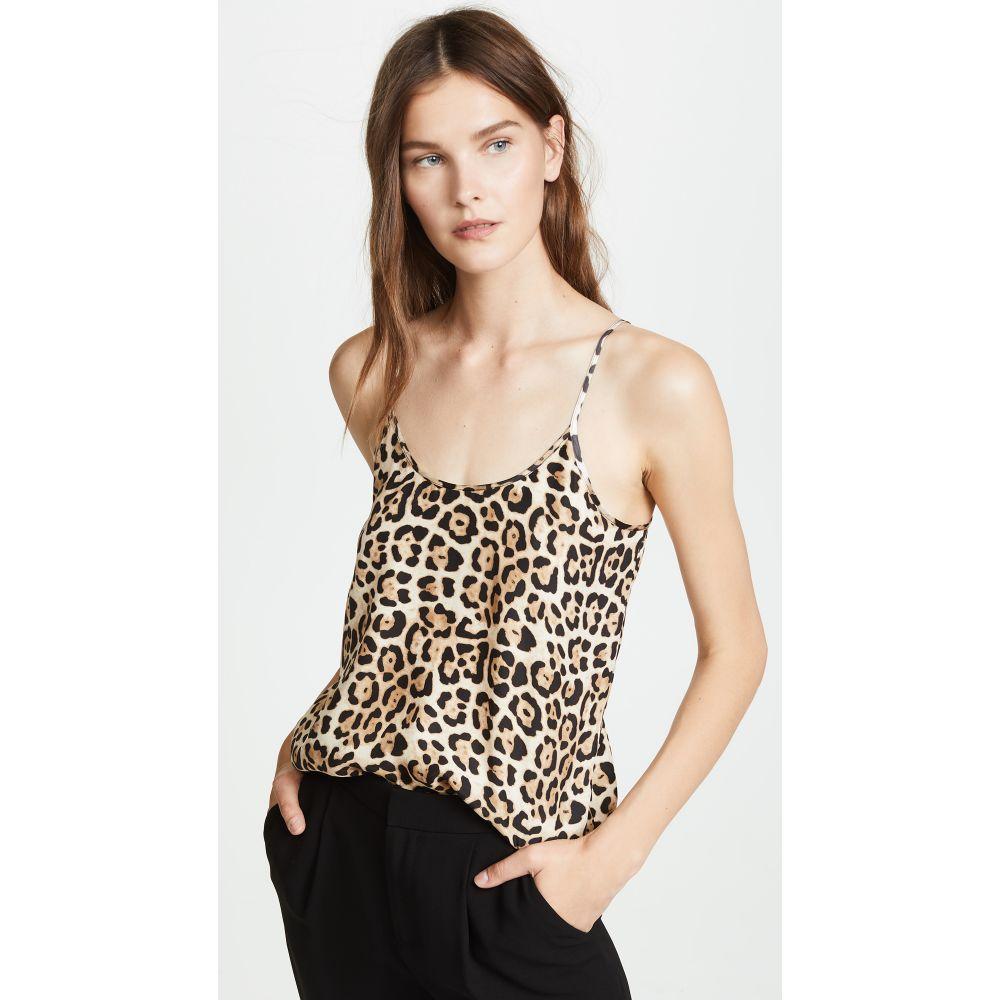 アンソニー トーマス メリロー レディース インナー・下着 スリップ・キャミソール【Leopard Print Cami】Leopard Print
