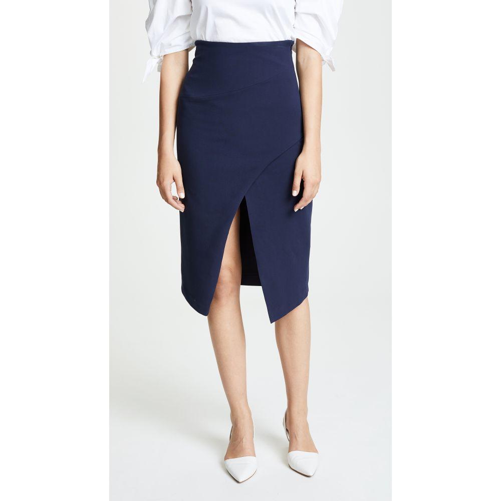 ブラックハロー レディース スカート ひざ丈スカート【Juma Skirt】Pacific Blue
