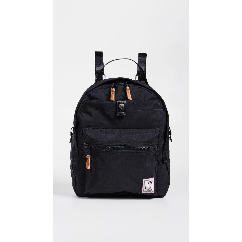 ローラ レディース バッグ バックパック・リュック【Escapist Large Backpack】Black