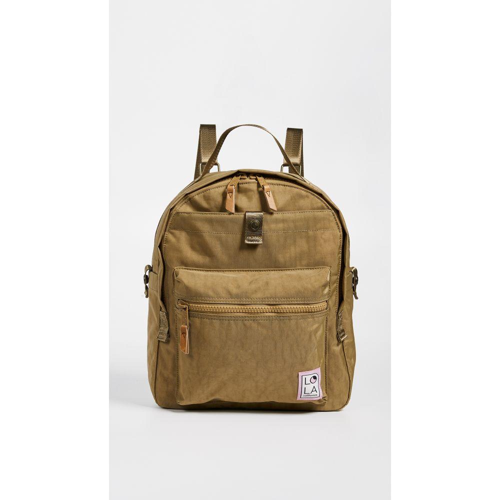 ローラ レディース バッグ バックパック・リュック【Escapist Large Backpack】Khaki