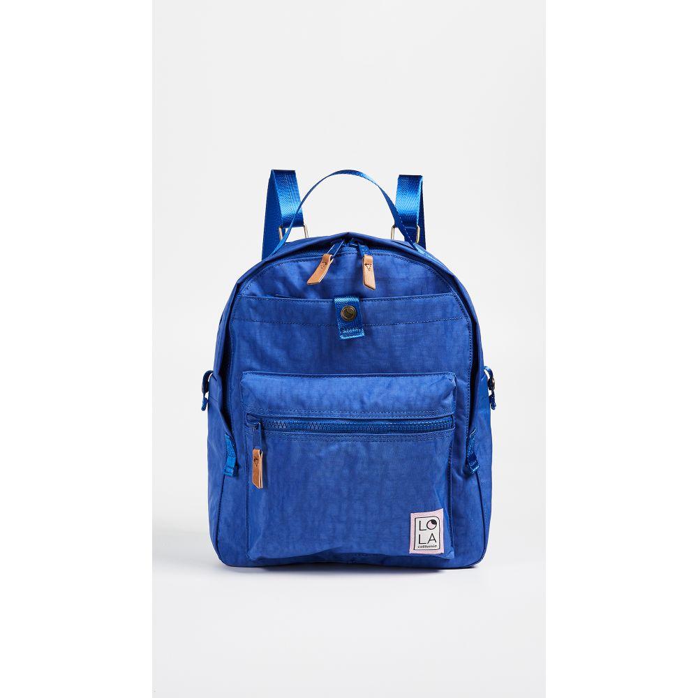 ローラ レディース バッグ バックパック・リュック【Escapist Large Backpack】Denim
