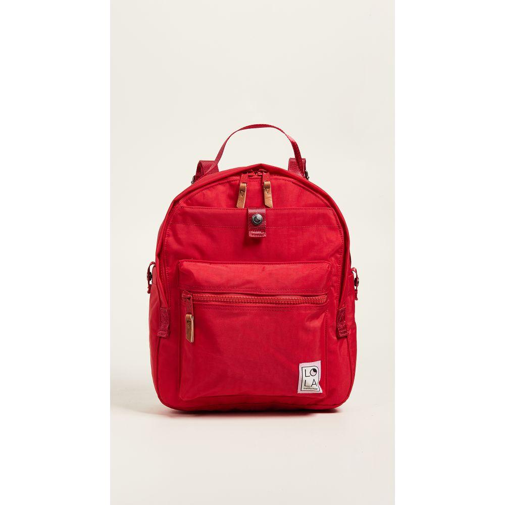 ローラ レディース バッグ バックパック・リュック【Escapist Large Backpack】Tomato