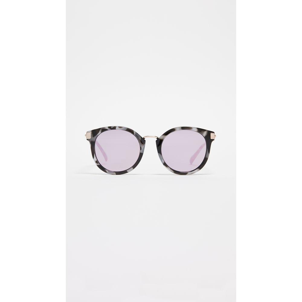 ル スペックス レディース メガネ・サングラス【Last Dance Sunglasses】Coal Tort/Pink