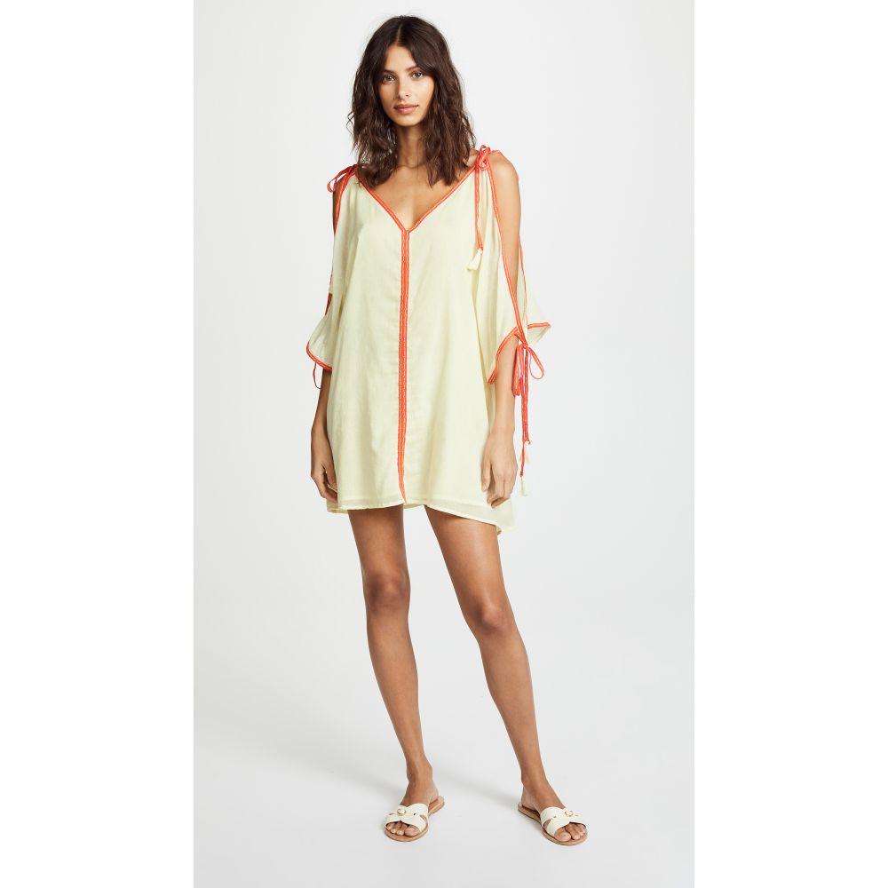 ピトゥサ レディース 水着・ビーチウェア ビーチウェア【Mini Ottoman Dress】Sorbet